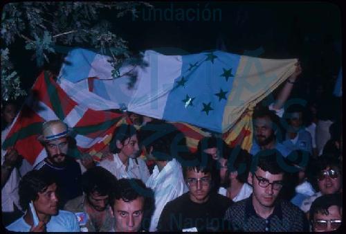 Manifestación do BN-PG do Día da Patria Galega de 1978 # 08